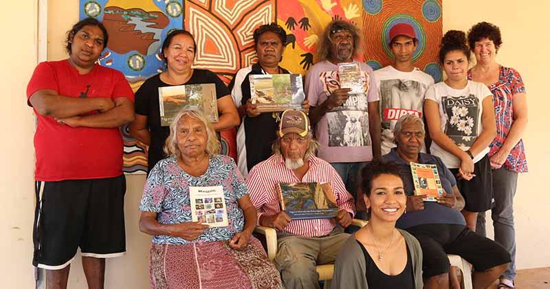 books published held by Yindjibandi People